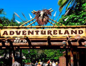 Adventureland - Magic Kingdom