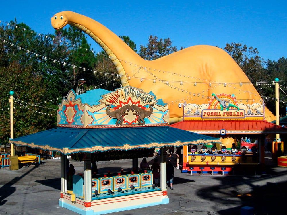 Dinoland USA - Animal Kingdom
