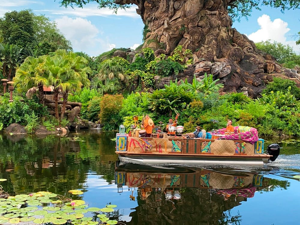 Discovery Island - Animal Kingdom