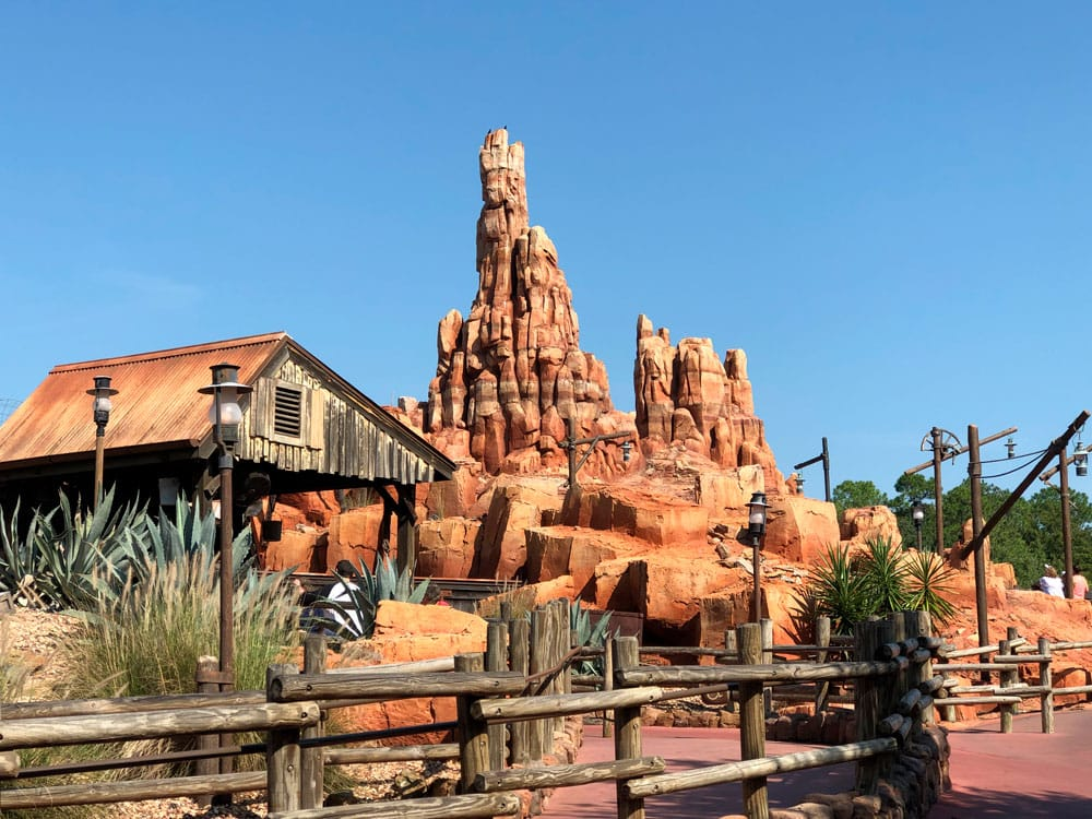 Frontierland - Magic Kingdom