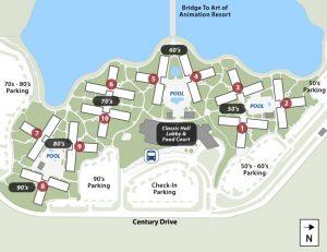 Pop Century Resort - Plano