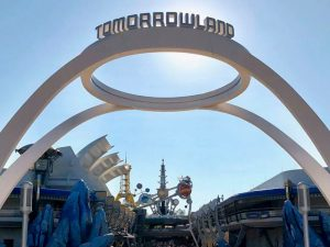 Tomorrowland - Magic Kingdom