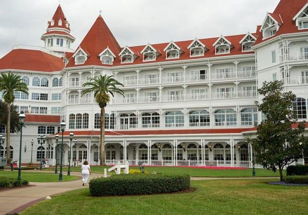 Hoteles deluxe - Disney World