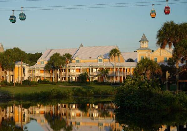 Hoteles moderados - Disney World