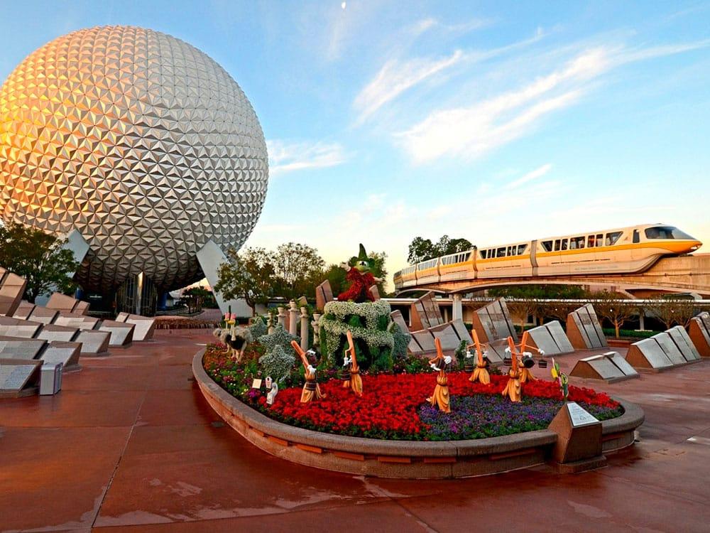 Epcot - Disney World